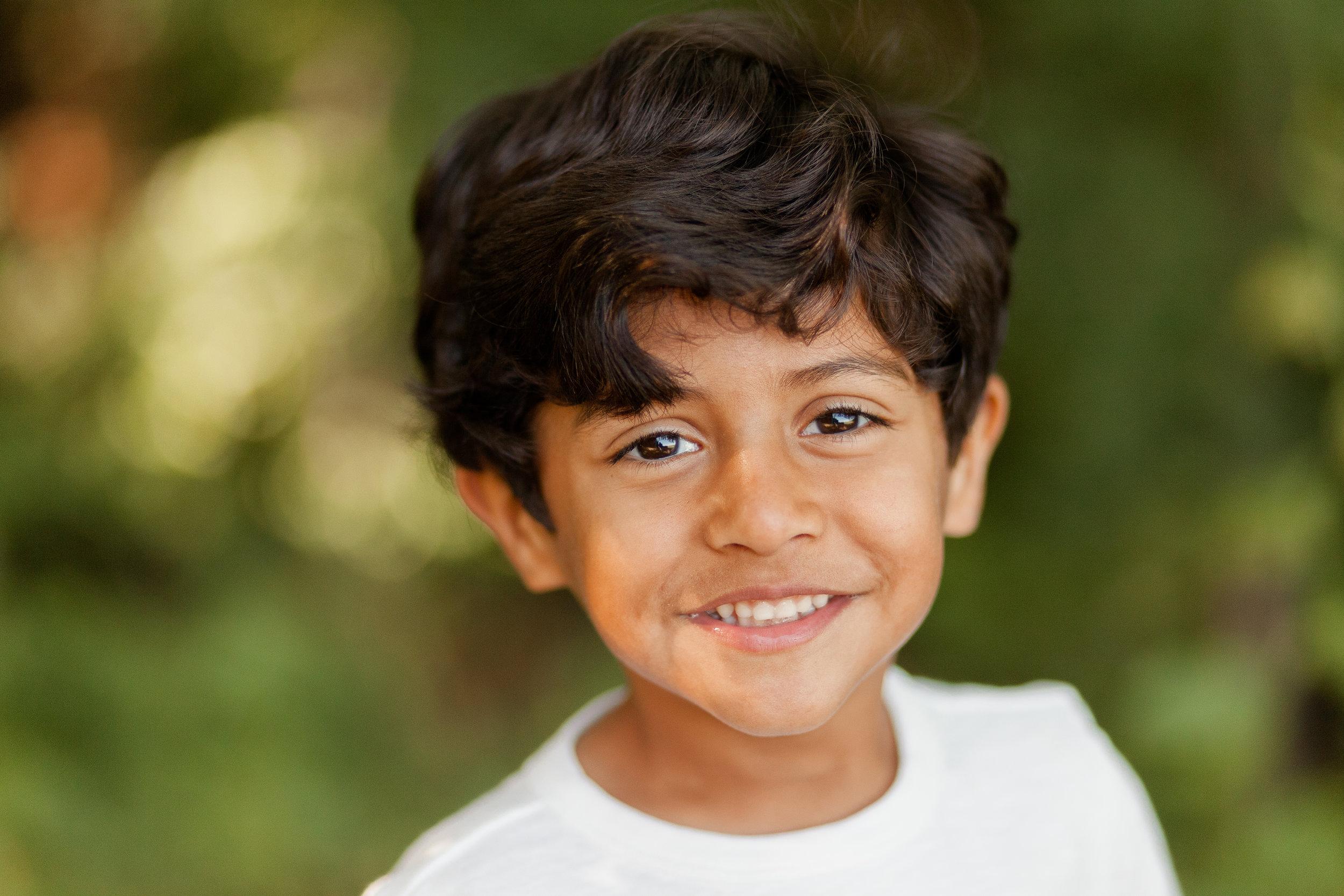 Natural Photo Child