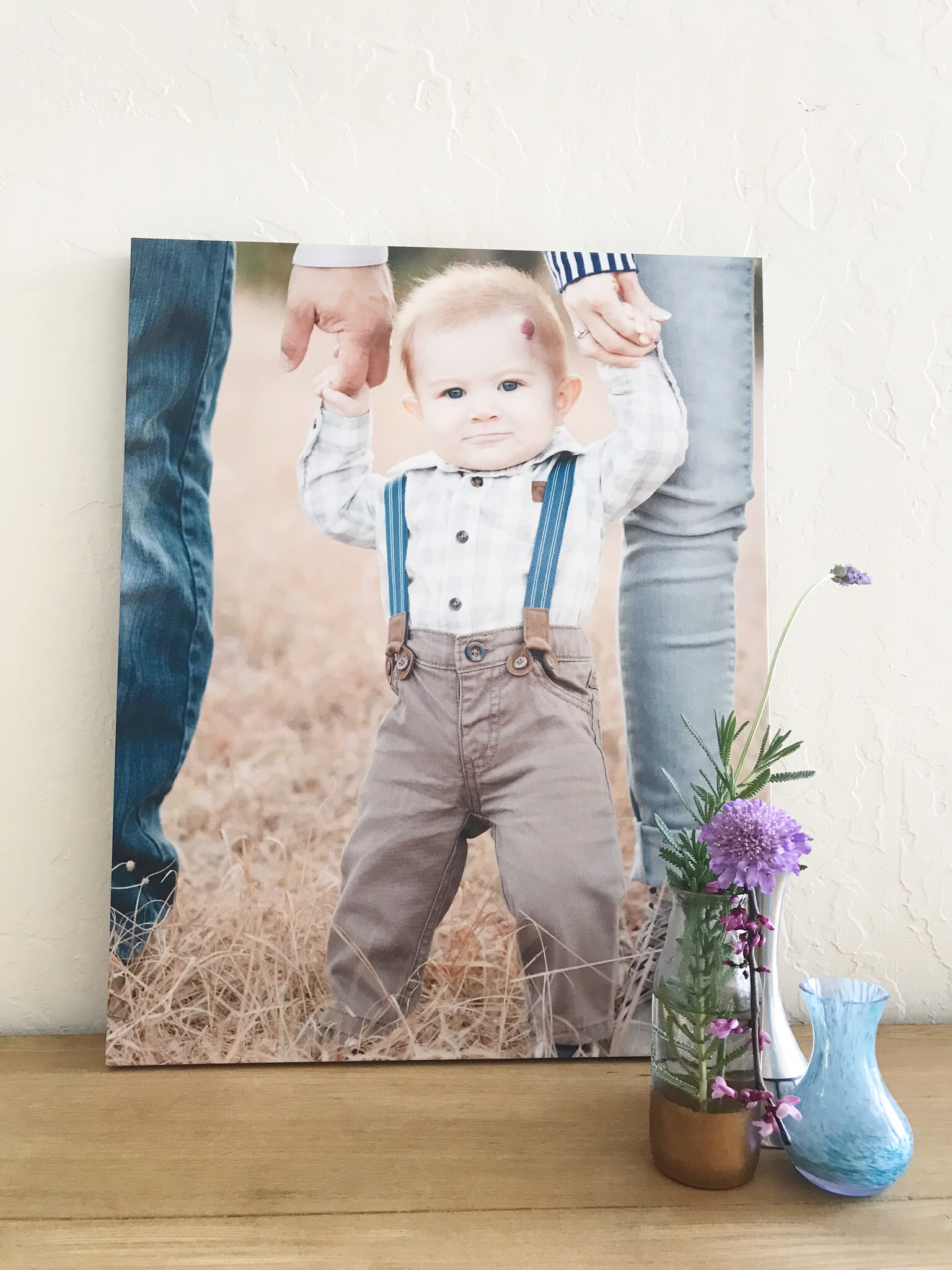 Gallery wall product canvas