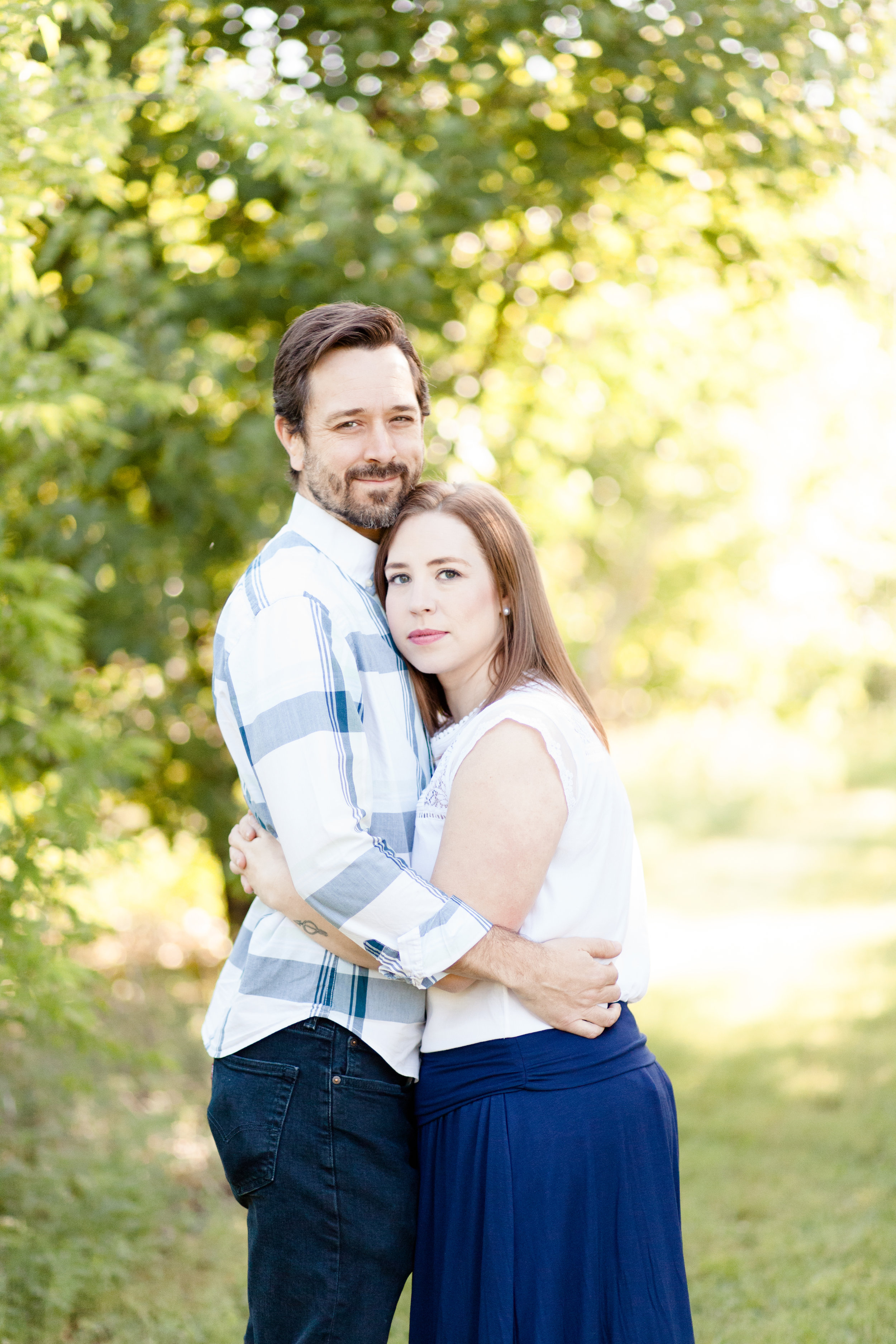 husband and wife portrait carrollton texas