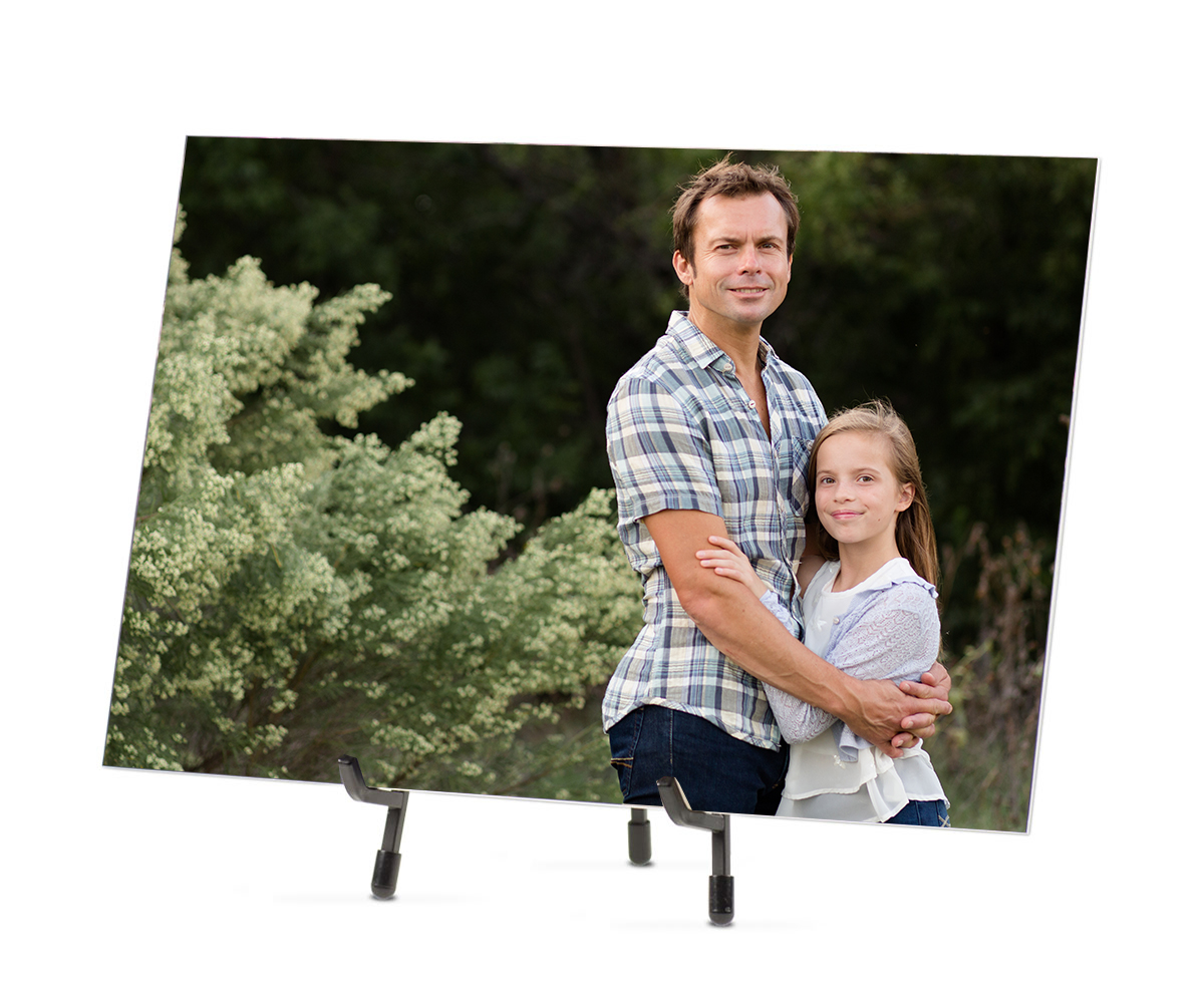 Metal Easel (Accessory)