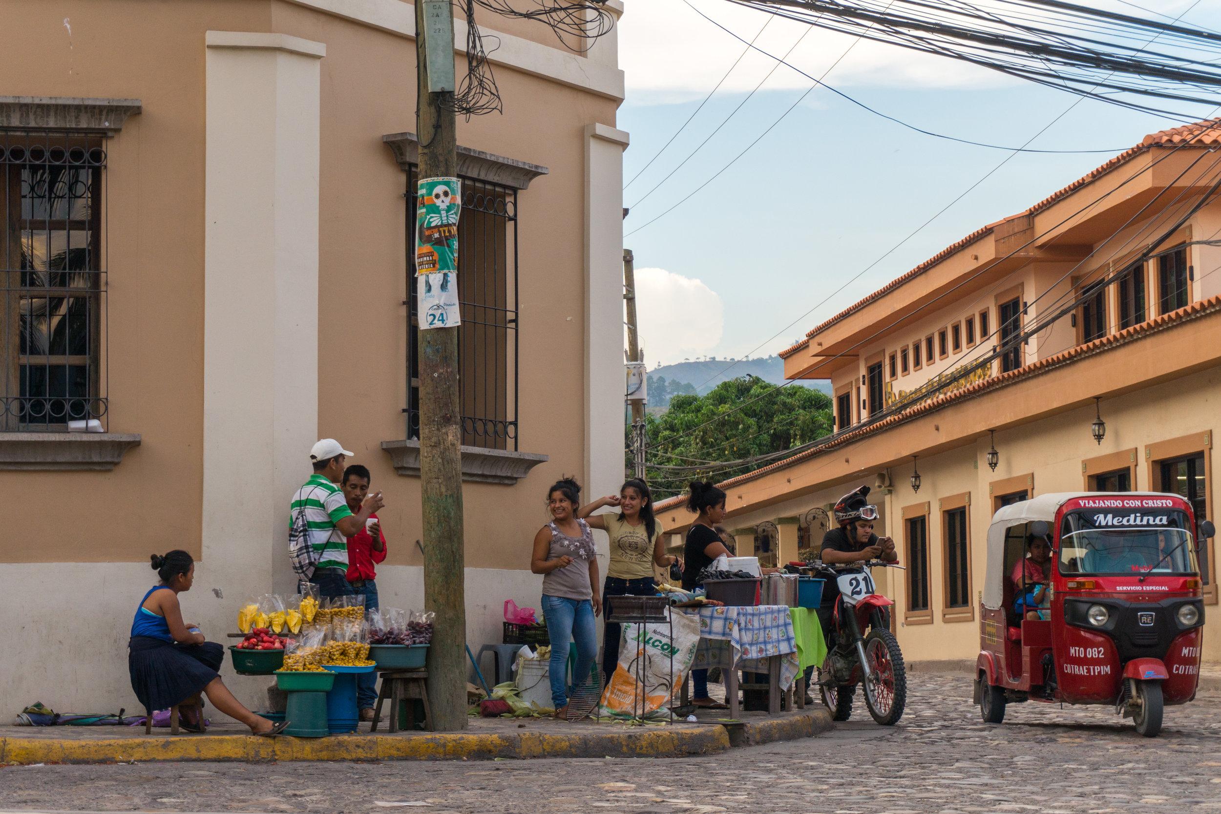 Honduras travel visit honduras Air Water or Land Angel Verde AWOL TV TRAVEL SHOW - copan ruins copán ruinas