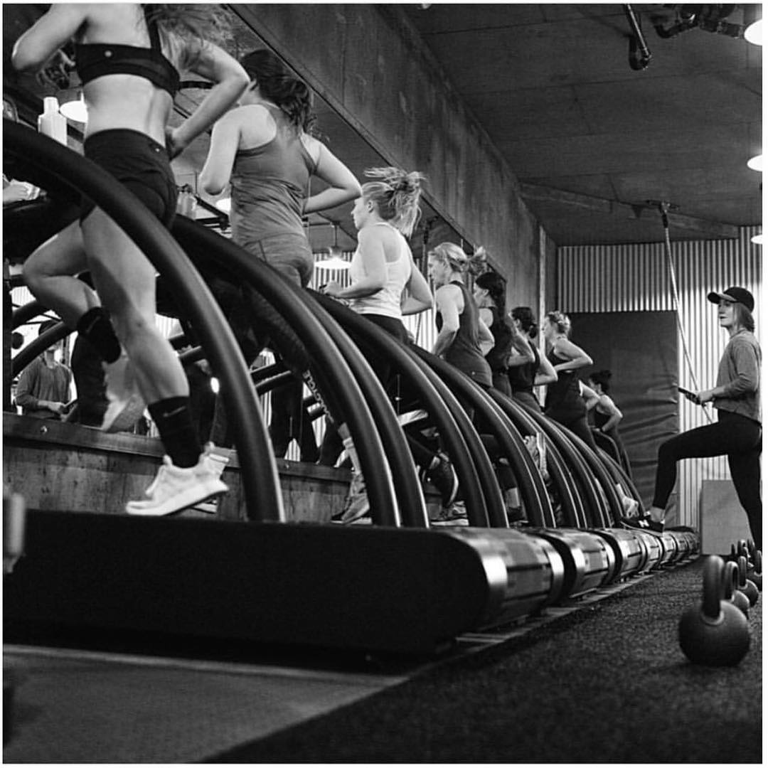 Train atThe Mill SV. - Sun Valley's First Private Personal Training, Group Fitness and Run Studio. Embracing The Mill as a way to get in both a tough workout and the camaraderie of group fitness.