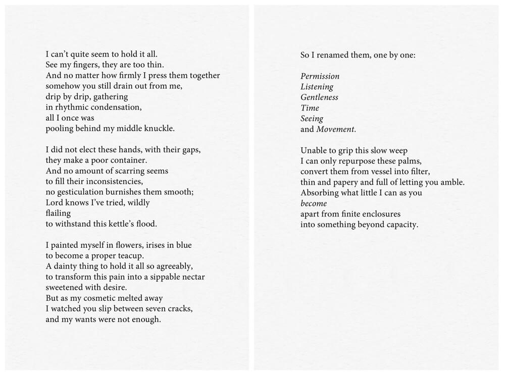 christina mrozik poem