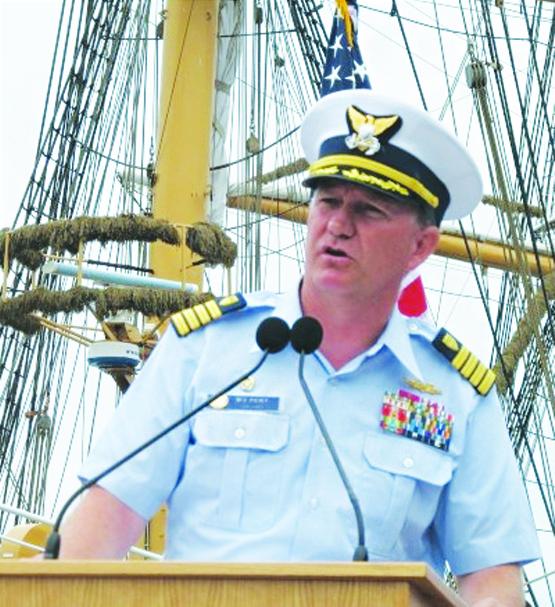 Captain Pulver