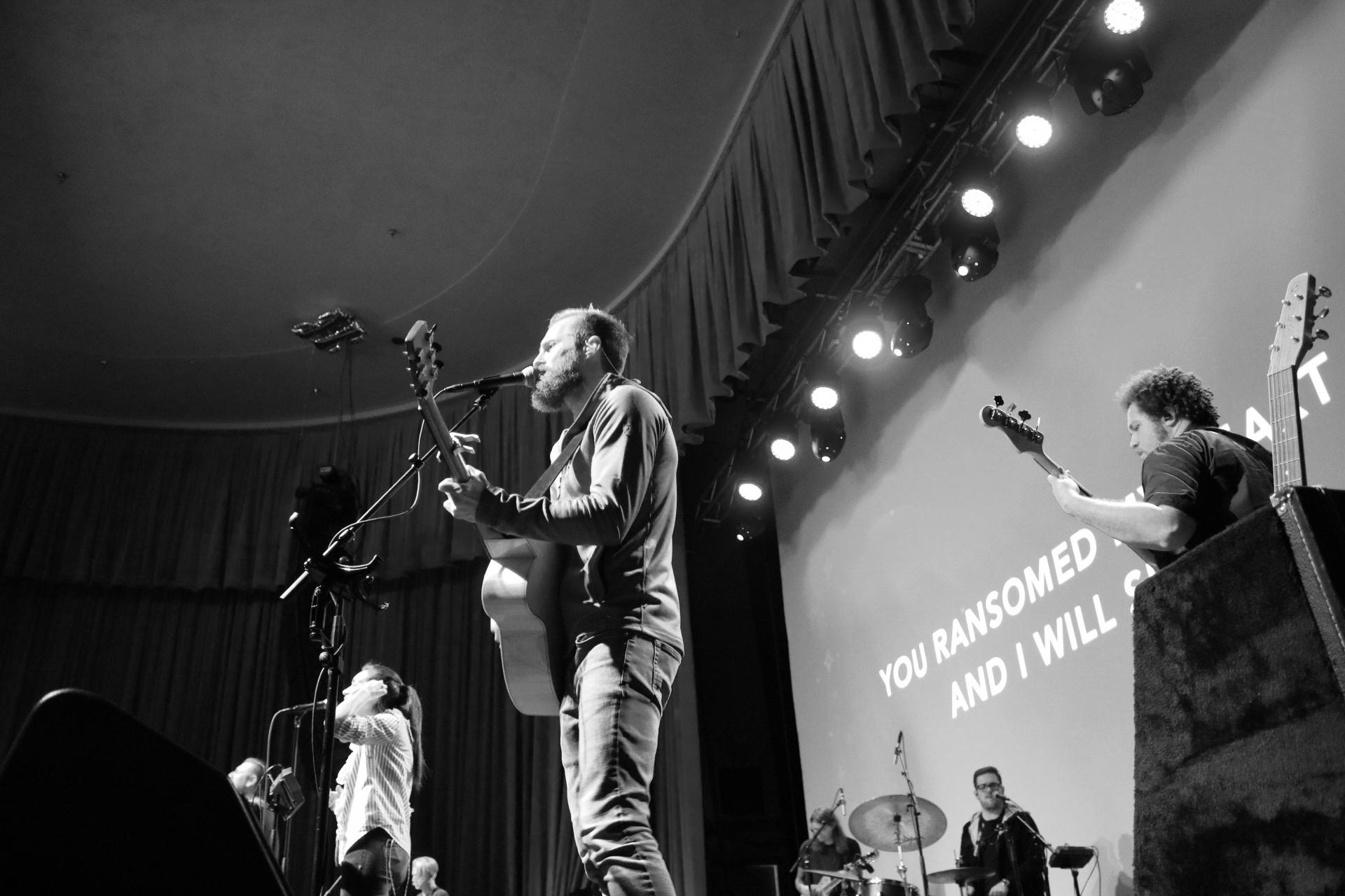 Music & Arts - 2017 Artist Development:• 2 Worship Leader Residents• 4 Band Residents