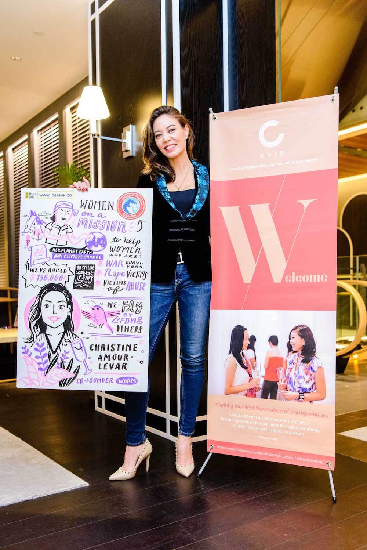 CRIB X General Assembly_ Wonder Women _ Wine IWD 16.JPG