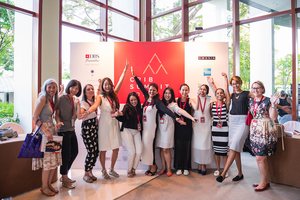 CRIB SUMMIT - The CRIB Summit is a conference that brings together inspiring international speakers; local and regional thought leaders in business, entrepreneurship and women's leadership; and a great network of like-minded entrepreneurs, business leaders, trailblazers and female role models.
