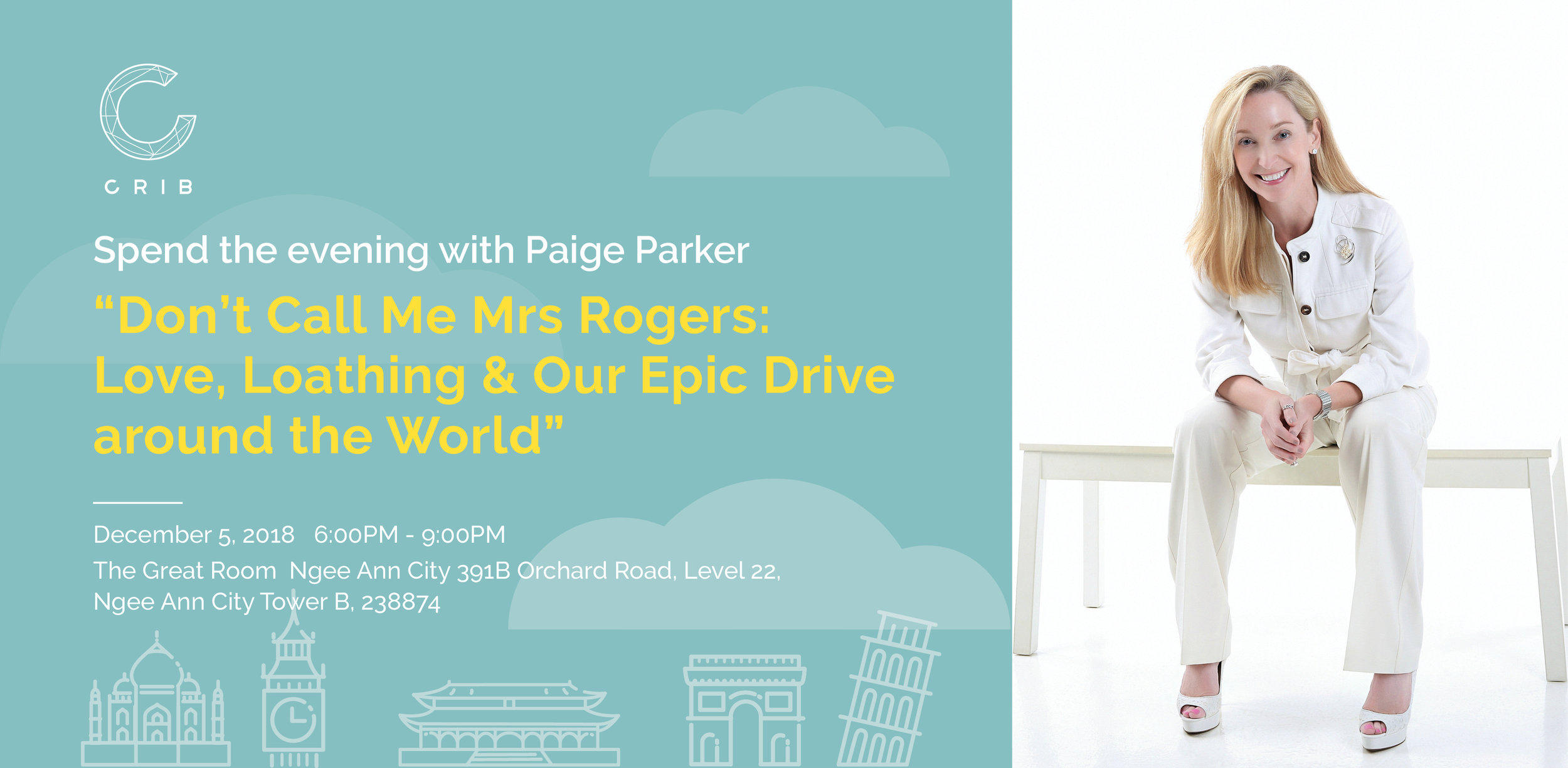CRIB X Paige Parker