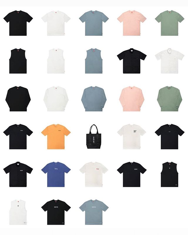 """Made-in needs to make space for our new stuff.  Save 30% on all our premium garment. Use code """"TGIF"""" on check out. Valid until 26/11/2018"""
