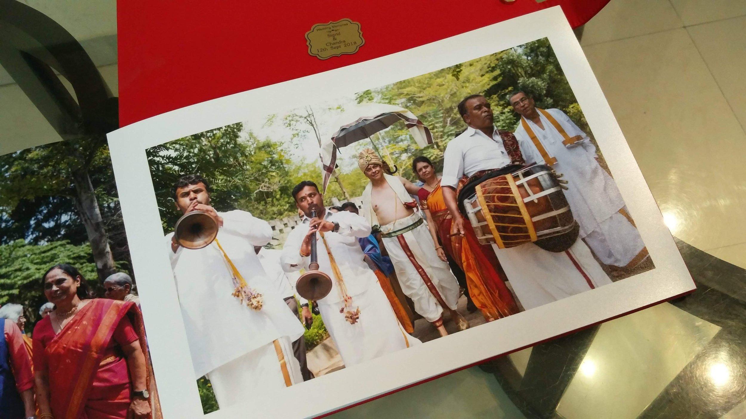 Wedding photography south india