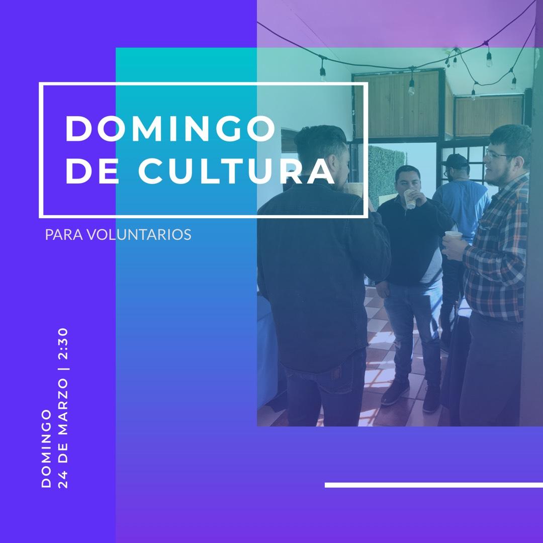 Domingo de cultura