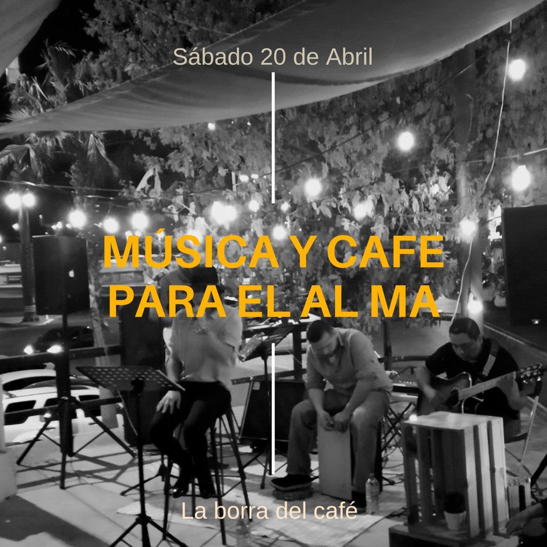 Musica y café
