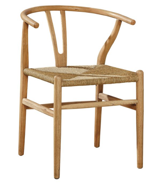 hayneedle wishbone side chair