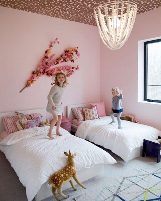 Wallpaper ceiling room by  Studio DB