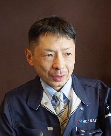 株式会社アサヒ食販 通信販売事業部部長 小田様