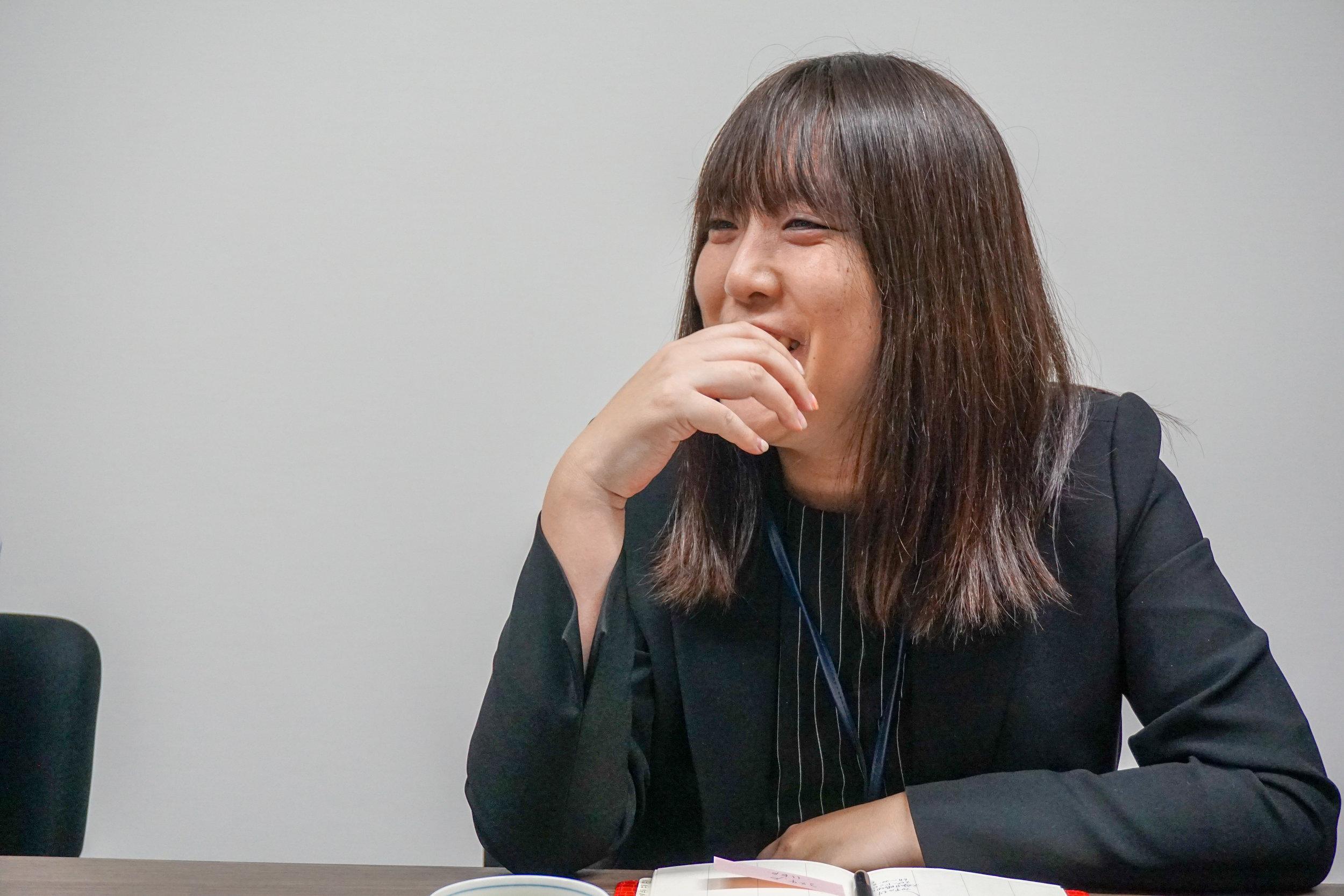 株式会社伊藤久右衛門 WEB営業部 部長 足立容子様