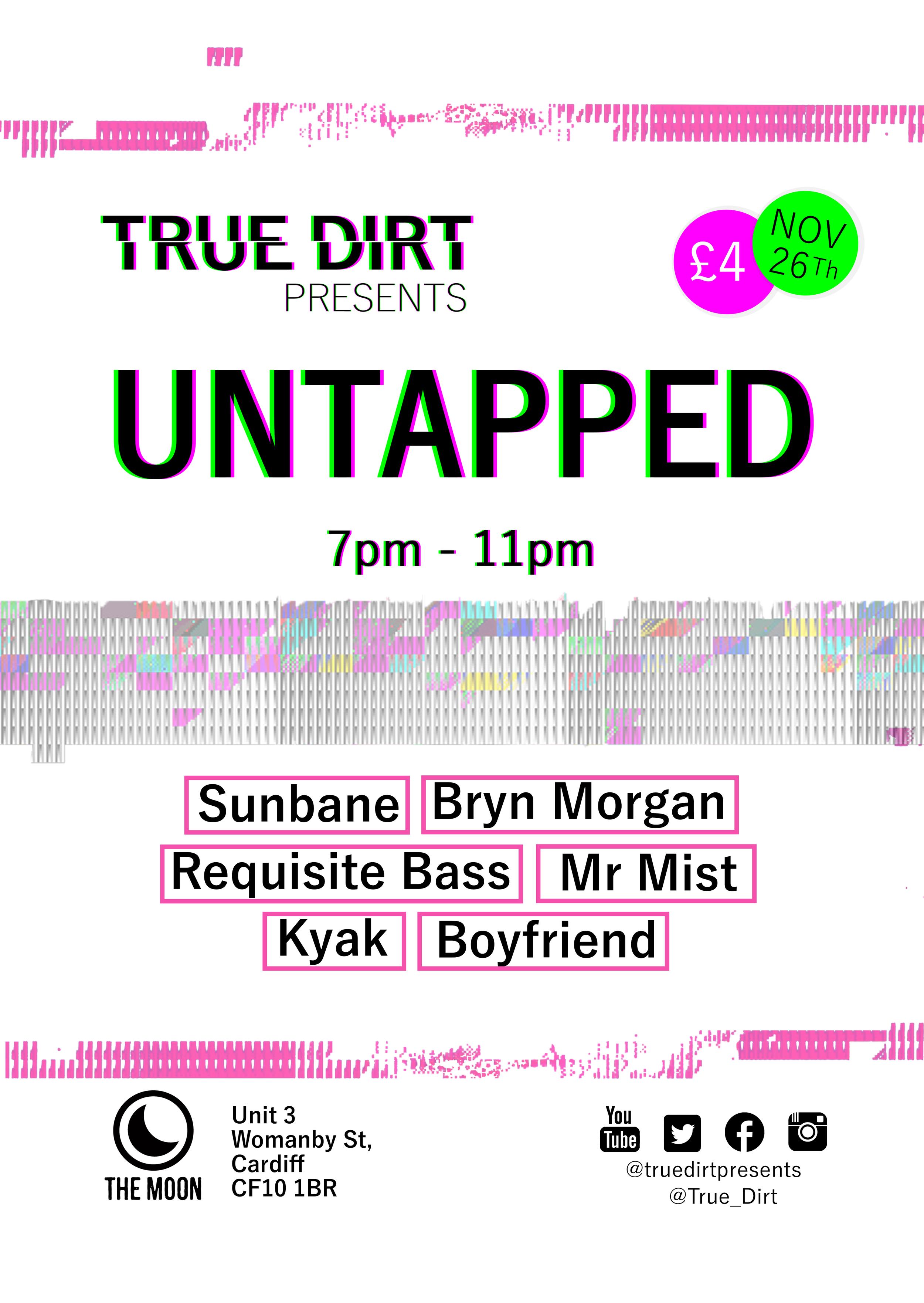 True Dirt presents Untapped