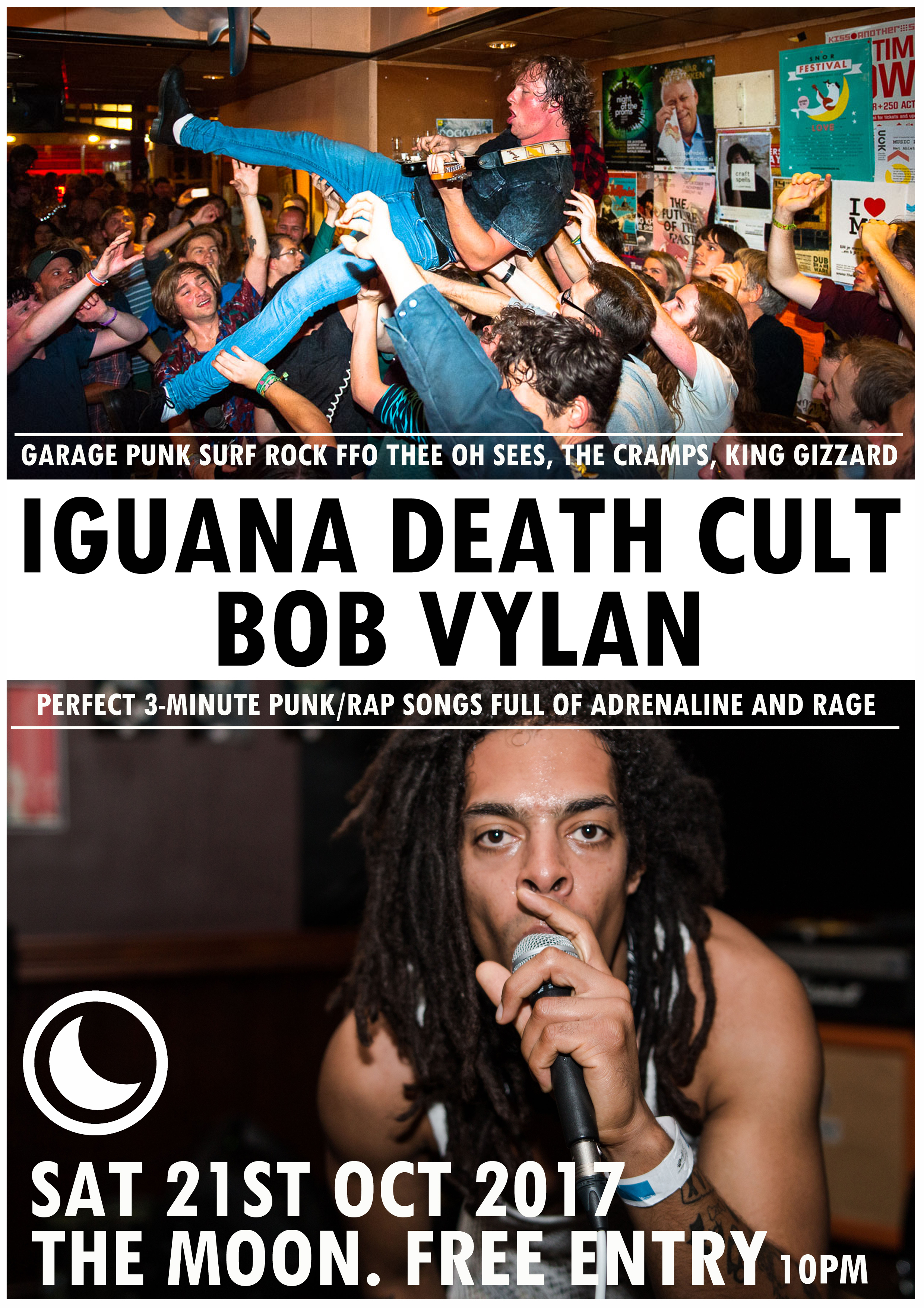 Iguana Death Cult / Bob Vylan