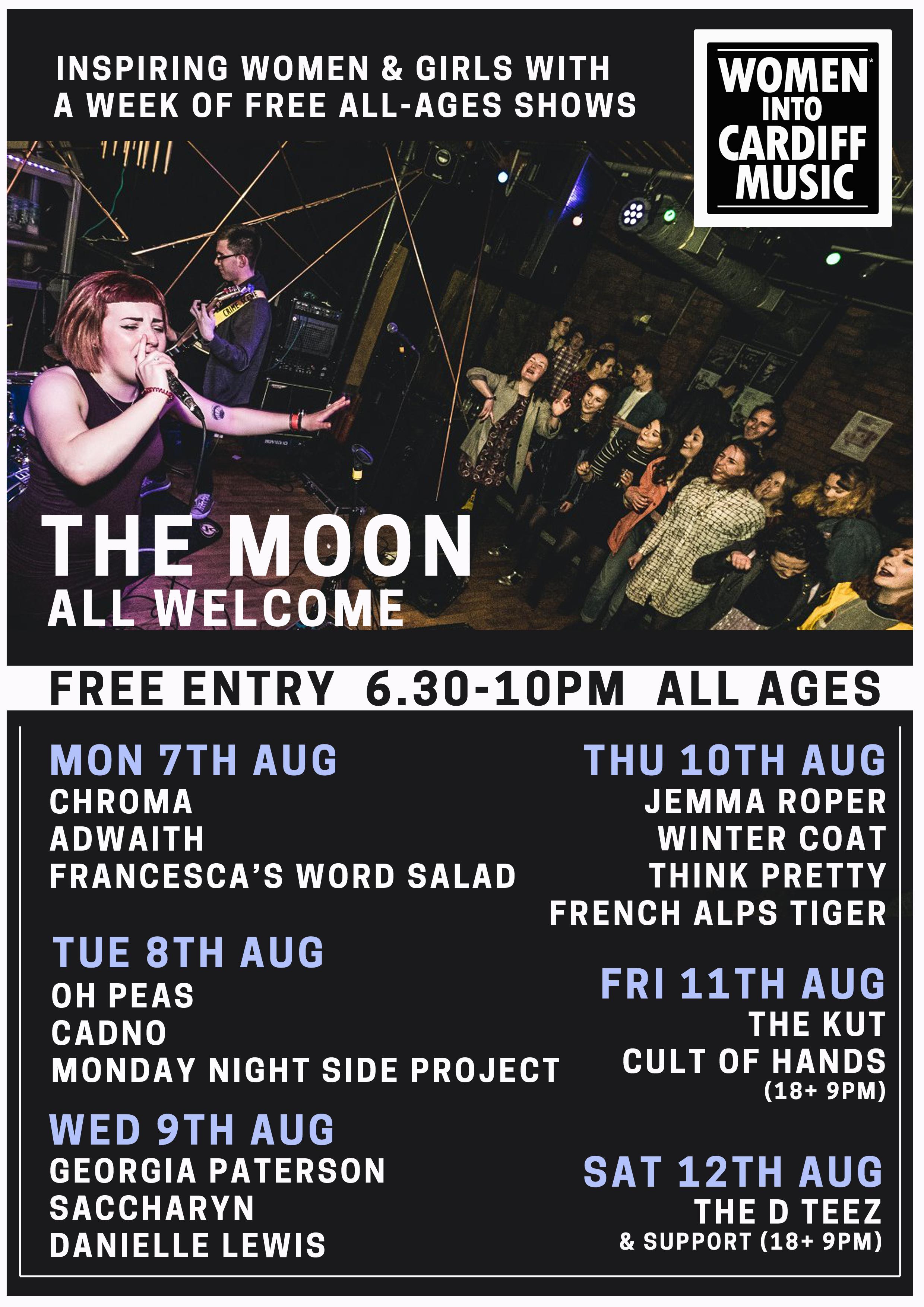 Women in Music Cardiff Week