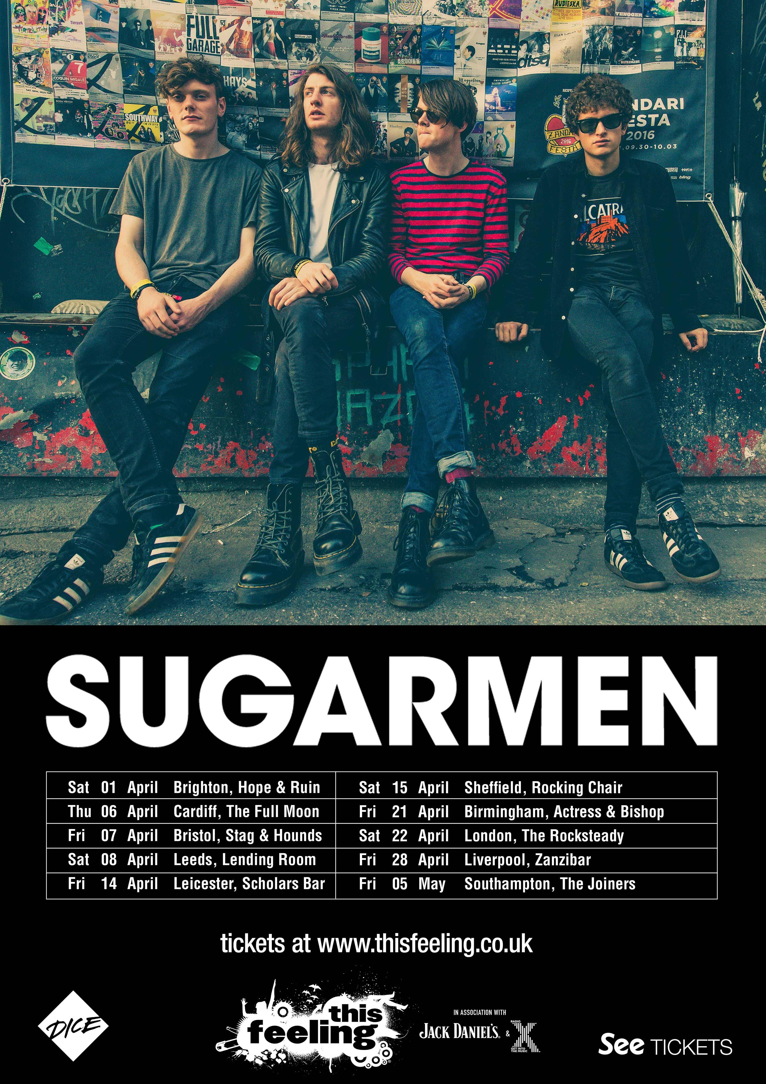 Sugarmen (This Feeling)
