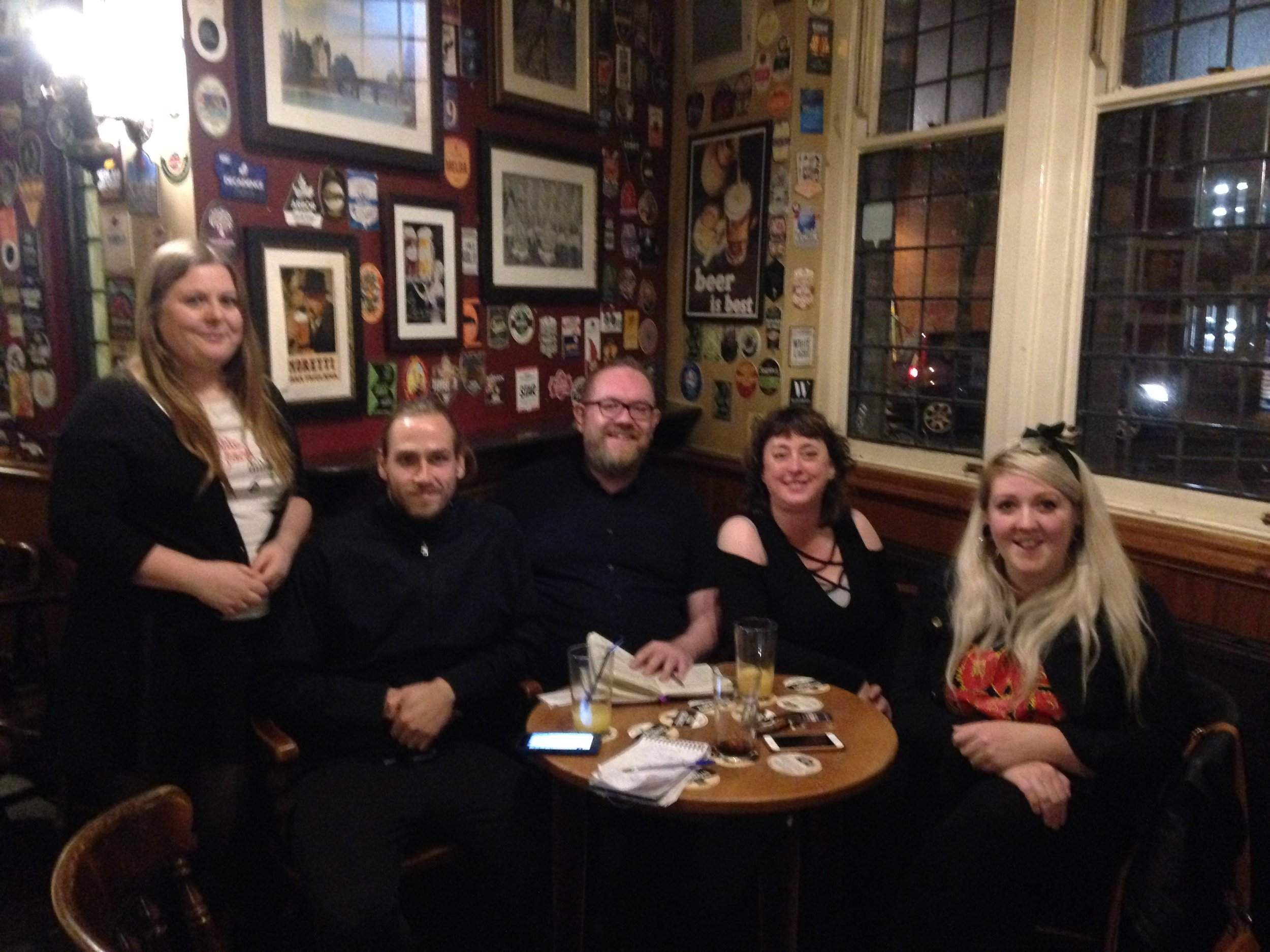Mental Health in Music working group