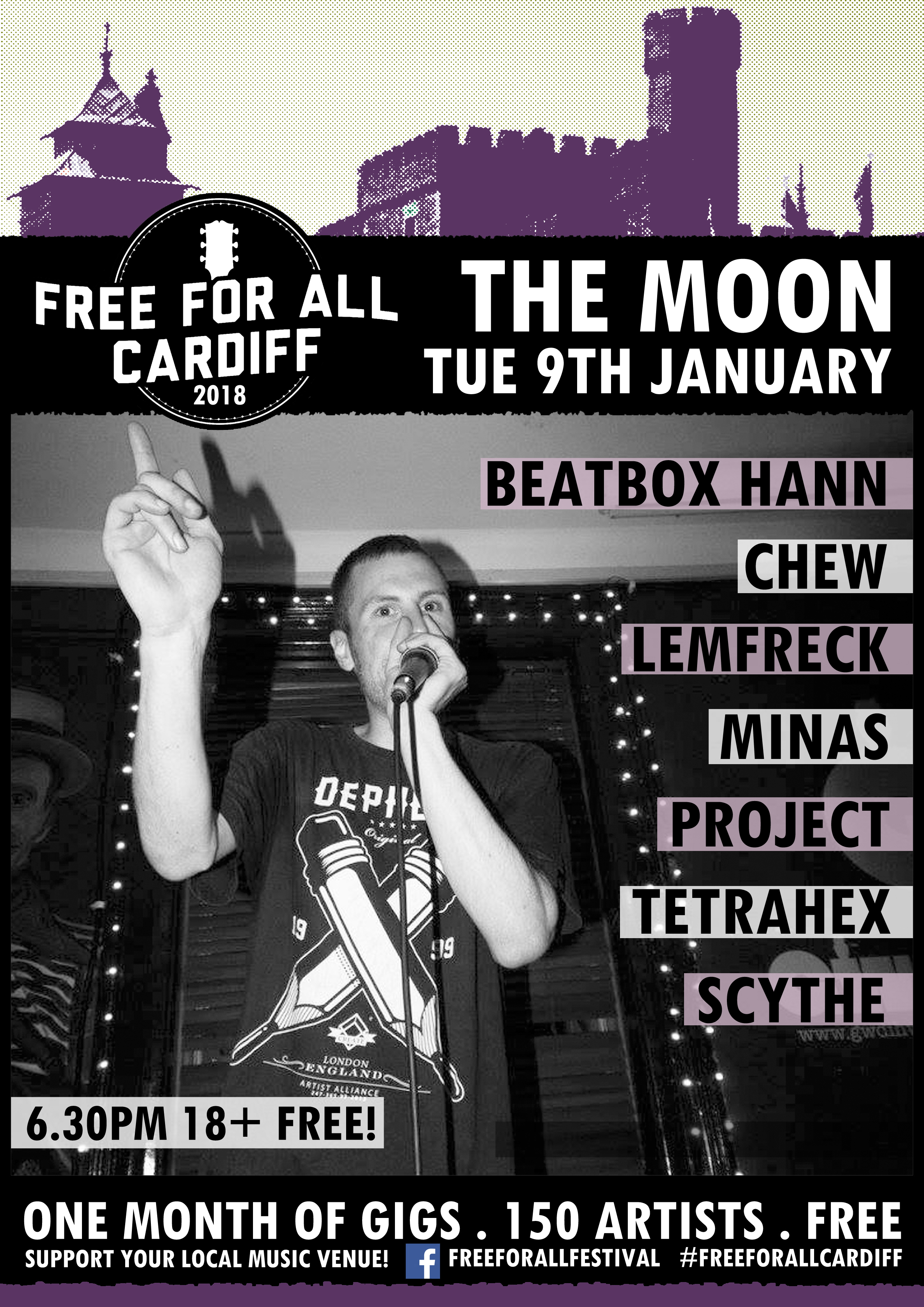 Beatbox Hann - Free For All