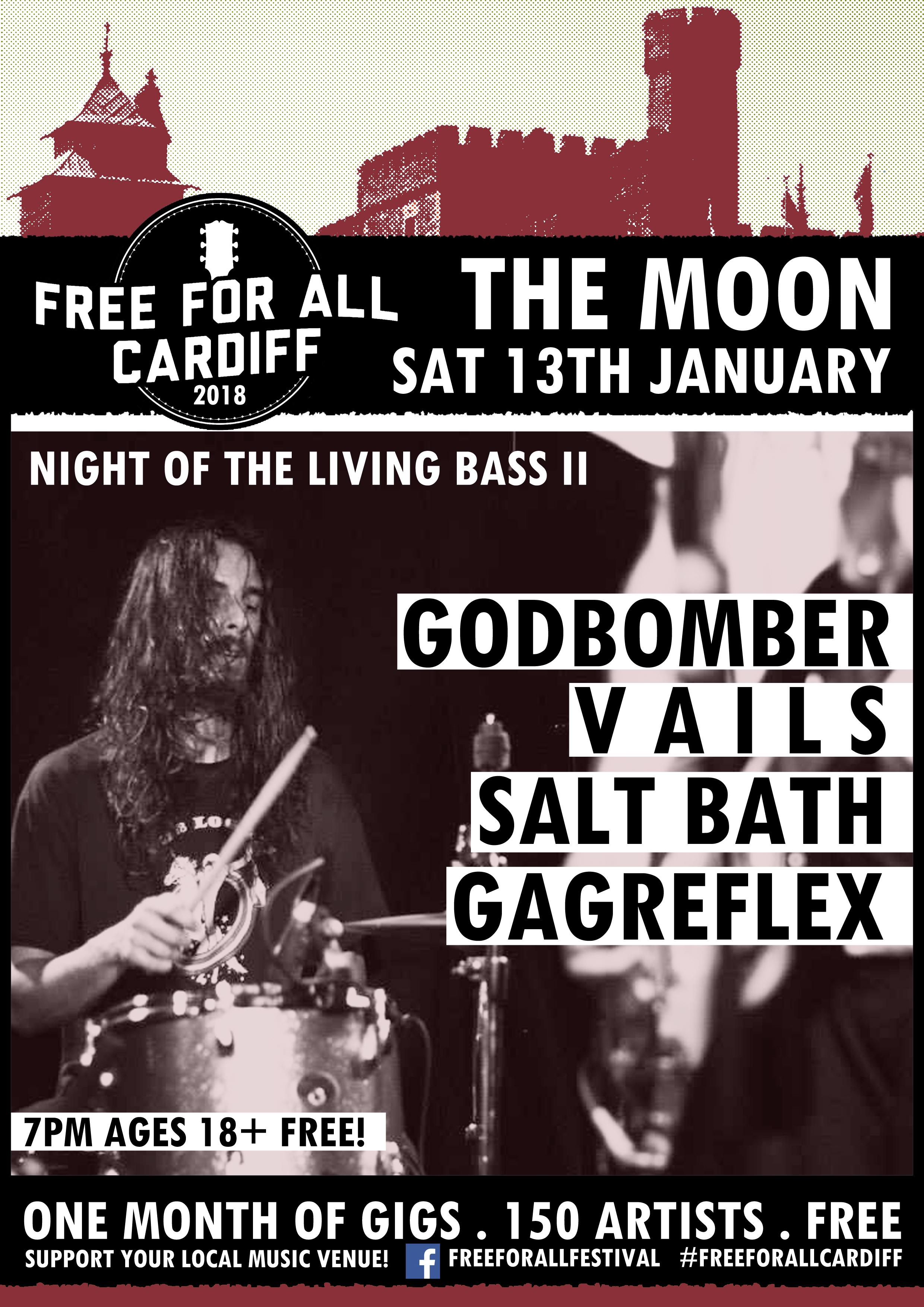 Godbomber - Free For All