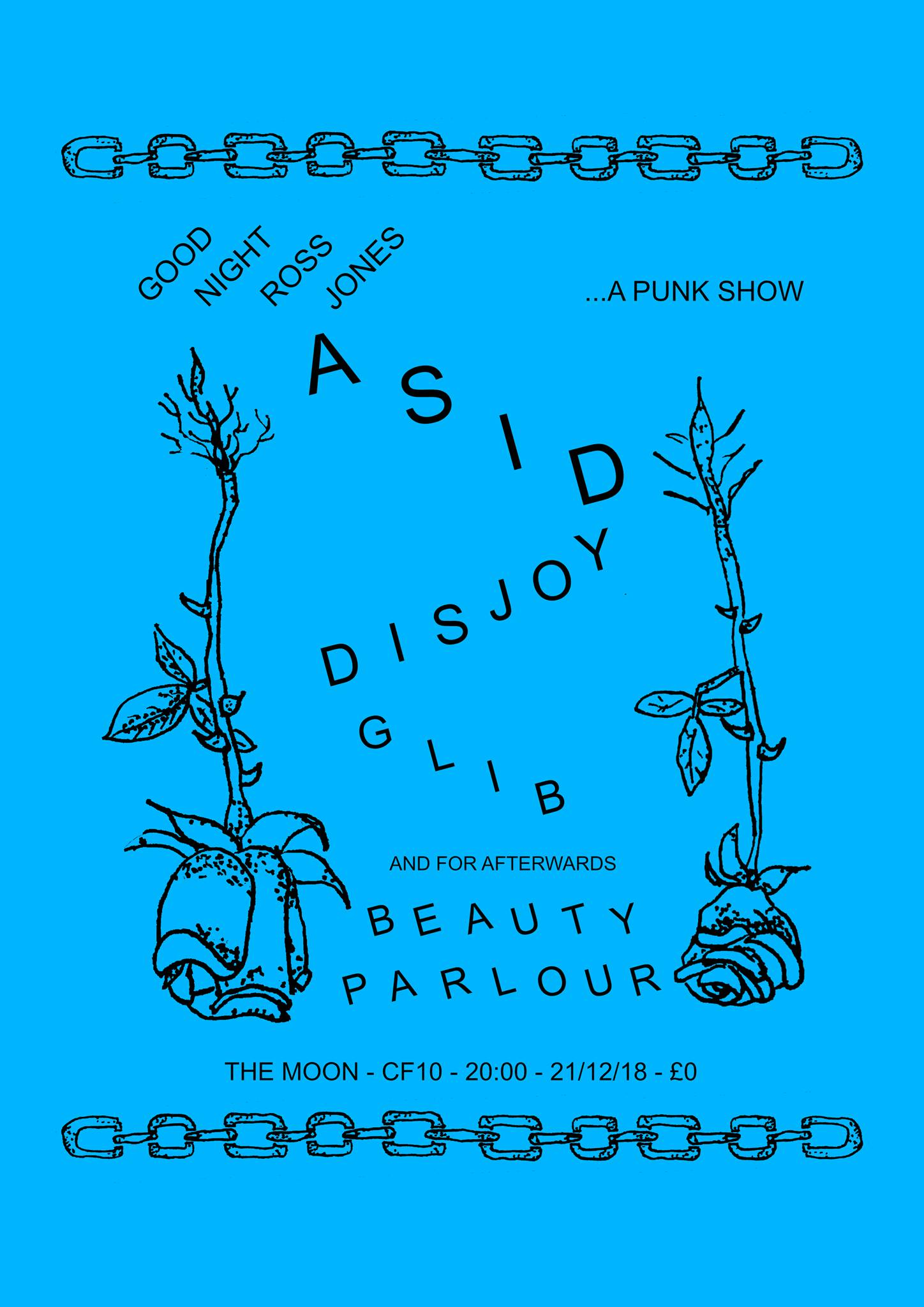Disjoy poster