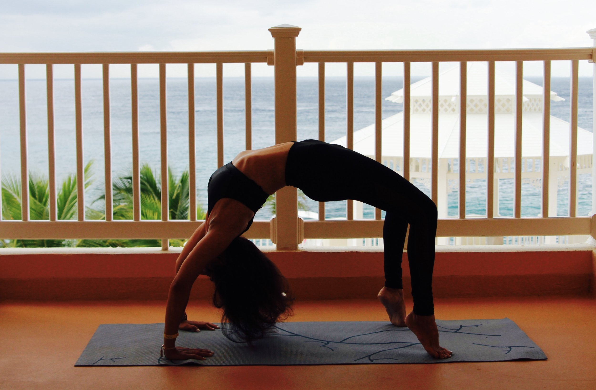 """Keep Stretching ... - """"Life is movement. The more life there is, the more flexibility there is. The more fluid you are, the more you are alive."""" ~ Arnaud Desjardins."""