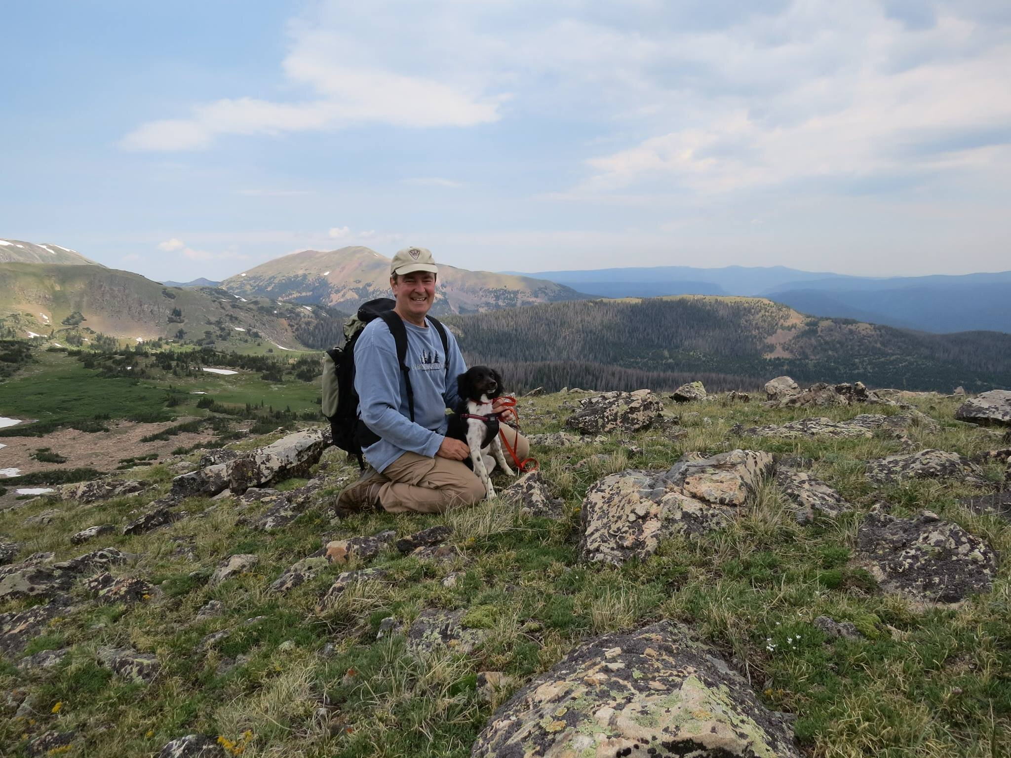 Off Trail Hiking - Rawah Wilderness, Colorado