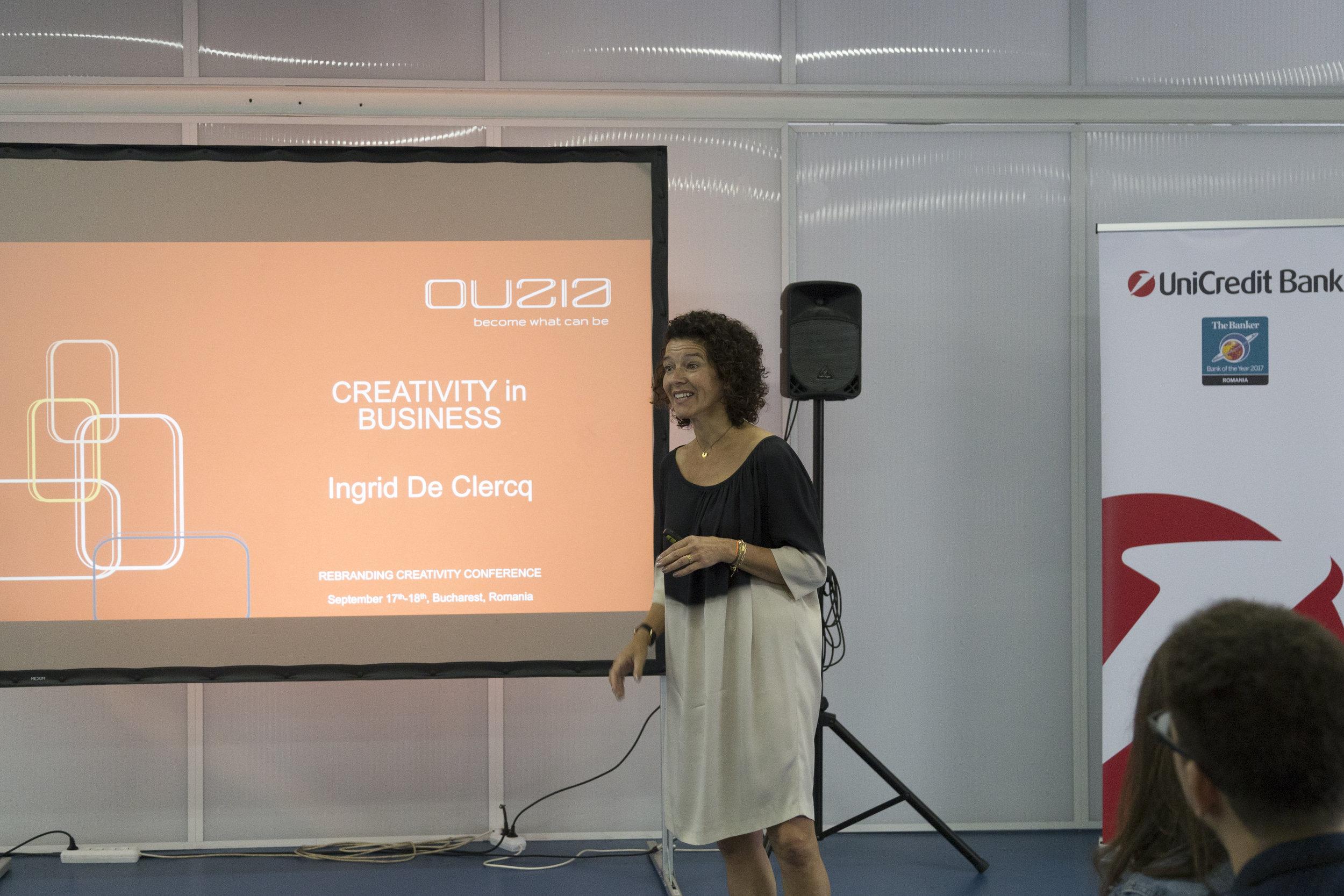 Copy of Ingrid deClerq, Business Track