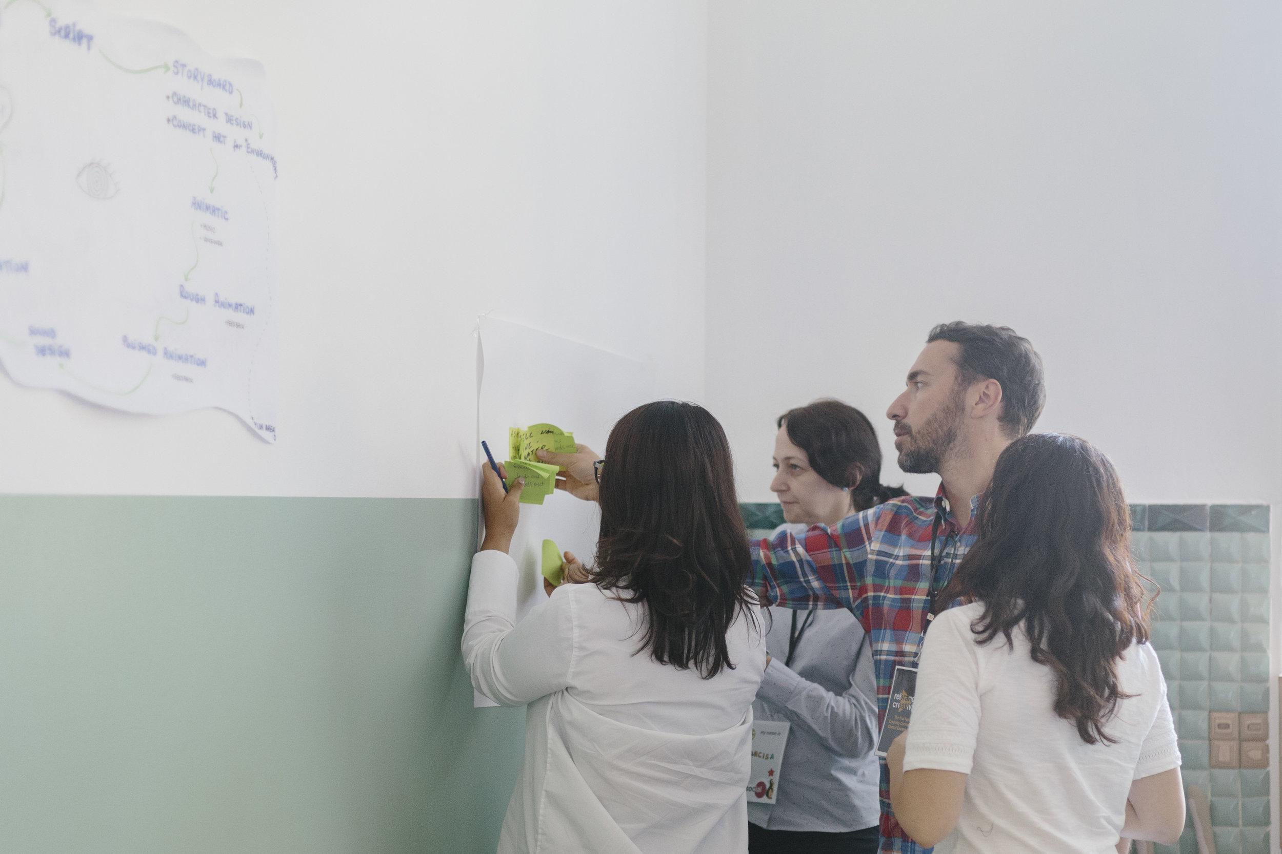 Workshop, Social Track