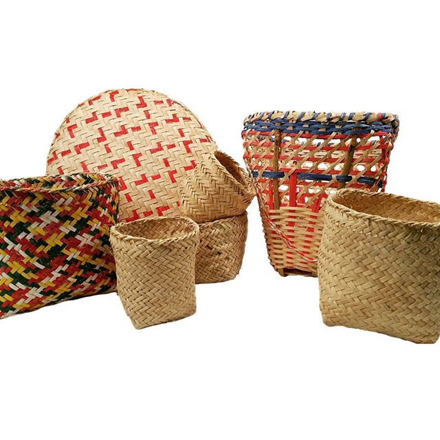 Desperately seeking basket reed donations! The level of weaving skill achieved by the Bhutanese elders after a thirty year hiatus (in a refugee camp) is remarkable, and I can't wait to see what they can do with just a little more practice. They are eager for the opportunity to continue their beloved craft, but I am at a loss so far for donor sources. If you'd like to help by shipping an art supply donation, please check out our shopping list at the following web address:  http://a.co/b8vzmkY #refugeescontribute #refugeeswelcome #basketweaving #baskets #basketweaver #artisan #artmatters #craft #donationsneeded #donations #philanthropy