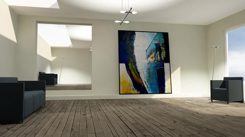 Malerarbeiten - Innenbereich · Außenbereich · Großanstrich