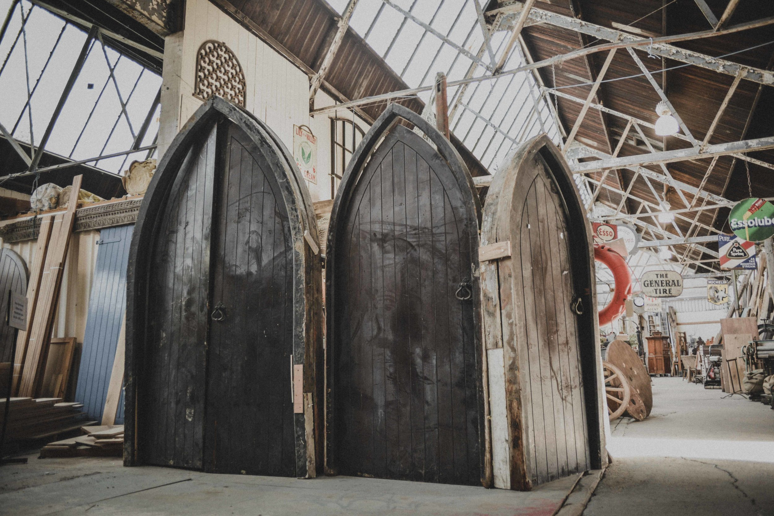 Reclamation & Architectural Salvage - Warehouse 701