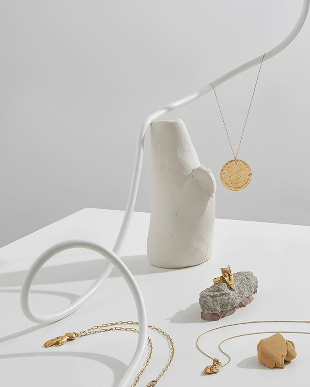 • New Work •  A few weeks ago @charlottemayyyyy and I created this image along with a couple of others for @alighieri_jewellery and @theweek_fashion. You can see the full article on @alighieri_jewellery stories now 🧡  Photography @charlottemayyyyy  Styling by me @riverjadegibbs . . . . . . . . #stilllife #styling #stilllifestyling #jewellery #editorial #photography #stylist