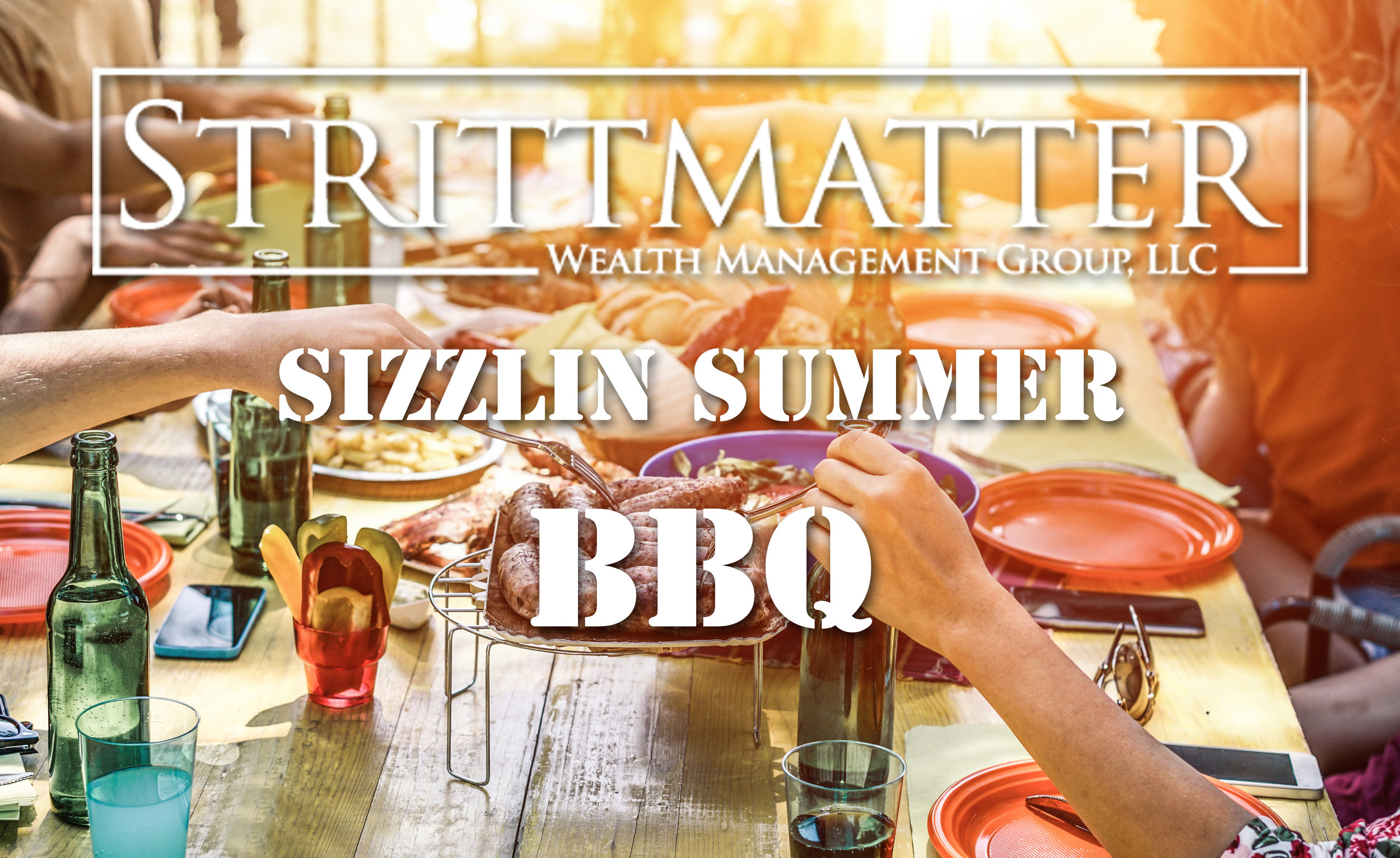 Strittmatter Wealth Management Group Fort Worth Texas Financial Investment Firm Wealth Management Firm Summer Client Event