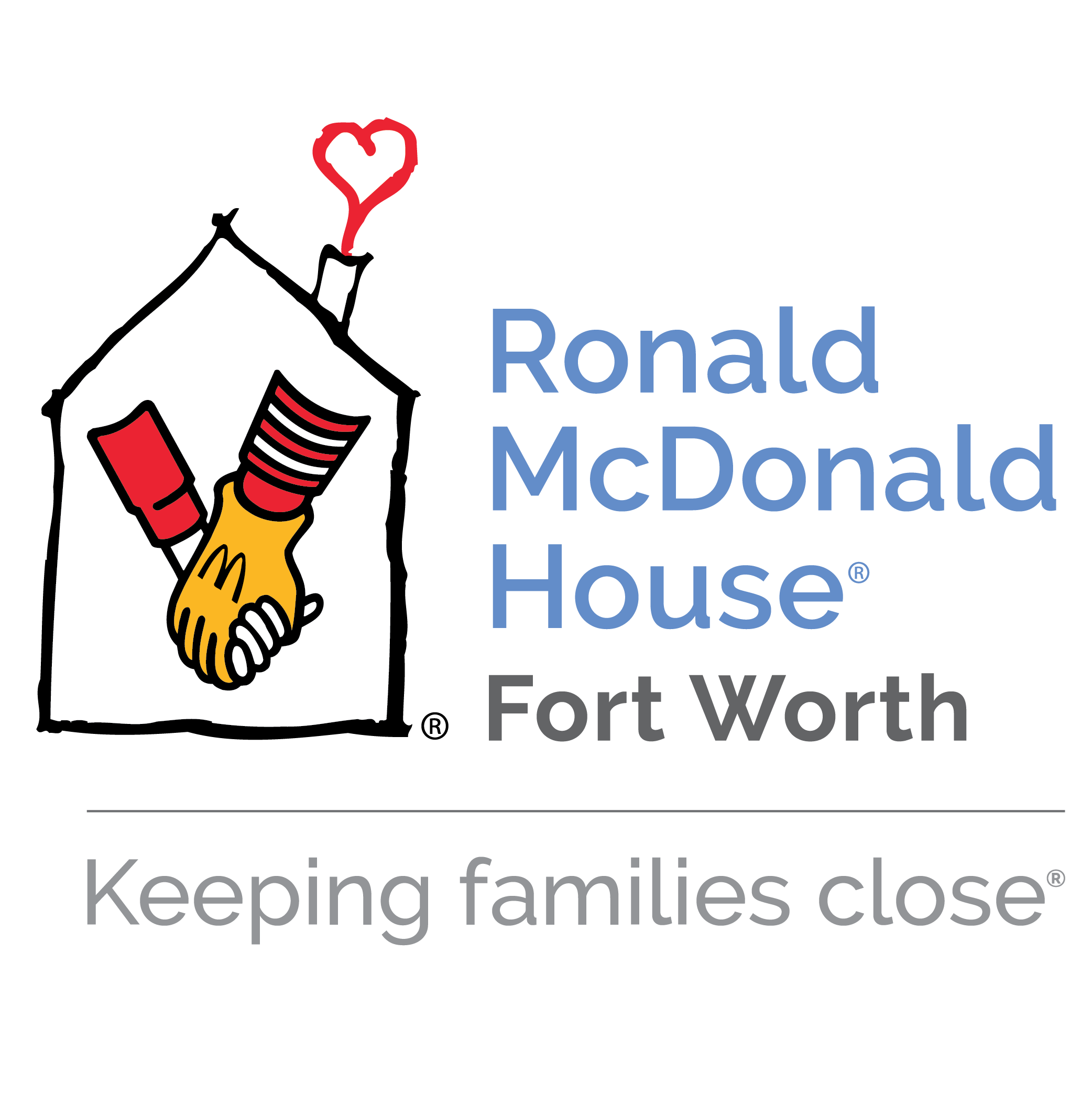 Ronald McDonald House Fort Worth Strittmatter Wealth Management Group Fort Worth Texas Charitable Giving Community Conscious Socially Responsible