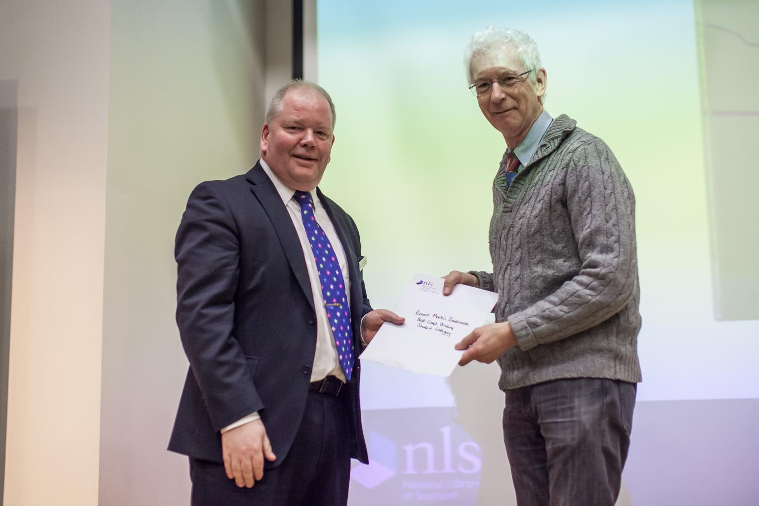 NATIONAL LIBRARY OF SCOTLAND Elizabeth Soutar Award