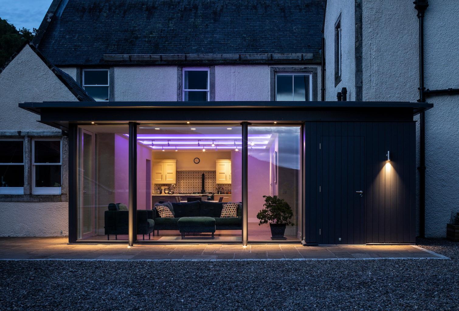House in Scottish Borders
