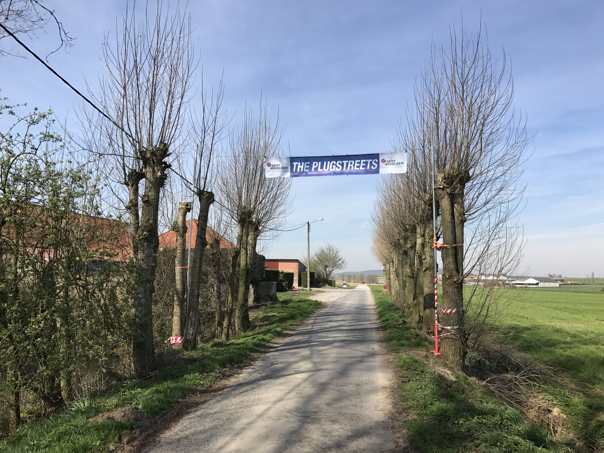 The Plugstreets have added a new dimension to Gent-Wevelgem in recent years.