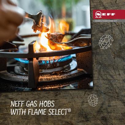 FlameSelect Gas Hob