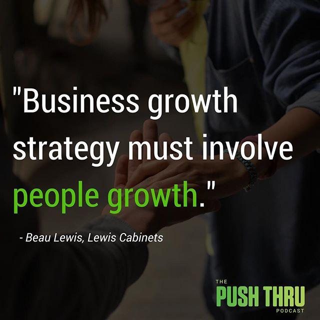 #pushthru #peopleoverprofit #startwithwhy