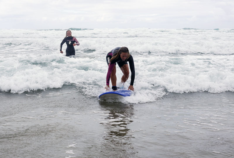Surf Coaching in Cornwall