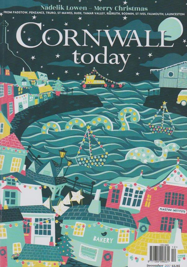 Cornwall magazine