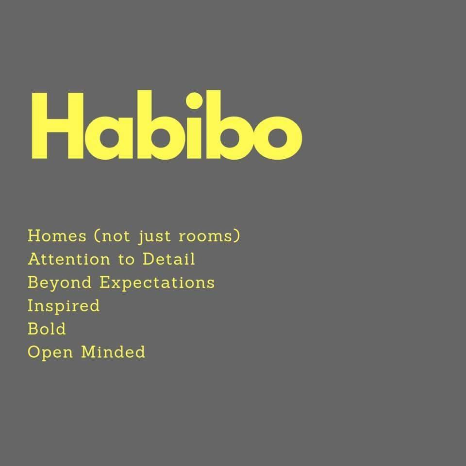 Habibo brand values