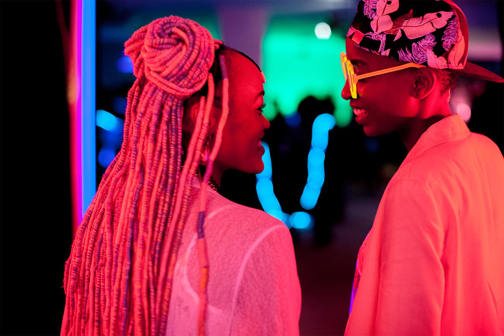 Rafiki  feat. Samantha Mugatsia and Sheila Munyiva - courtesy of Big World Cinema