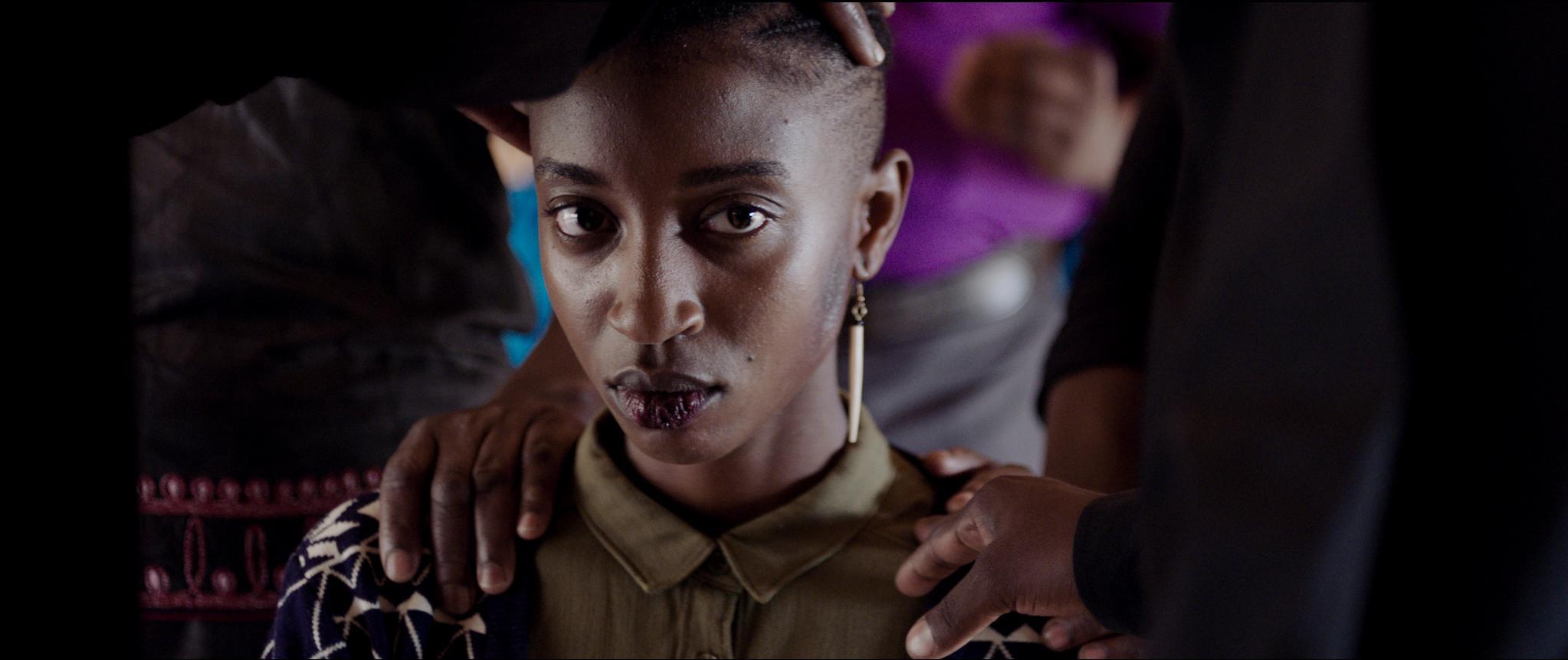 Rafiki  feat. Sheila Mugyiva - production still courtesy of Big World Cinema