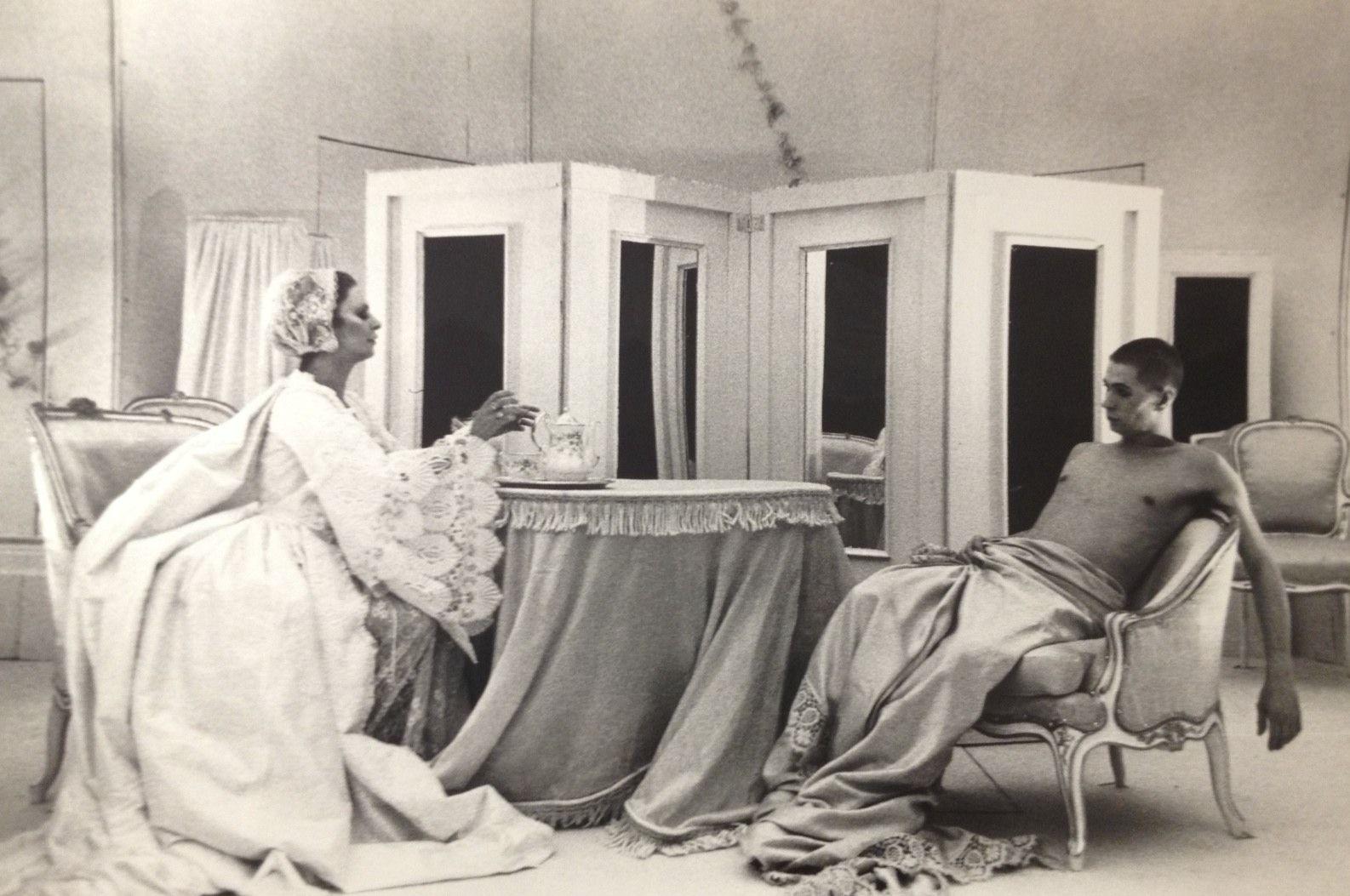 """Gary Oldman in """"Rosenkavalier"""""""