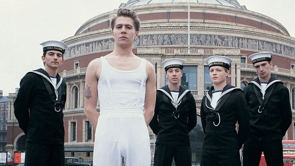 Gary Oldman as Daniel in his first film,  Remembrance  (1982) - courtesy of Channel Four Films